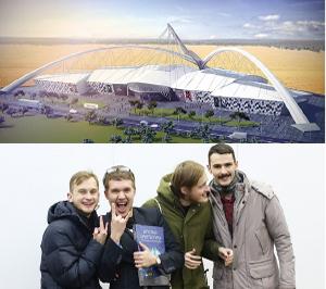 Александр Абросов, Александр Матюхин, Алексей Соколовский, Михаил Корсак, Павел Кошель