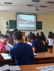 STEEL FREEDOM 2016 презентован студентам украинских ВУЗов