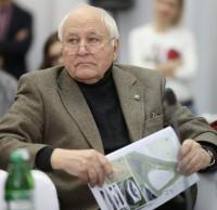Николай Демин, член жюри. Полуфинал STEEL FREEDOM 2014