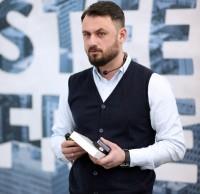 Руслан Вишневский, территориальный менеджер по Украине завода Armstrong. Полуфинал STEEL FREEDOM 2014
