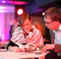 STEEL DINNER 2014, Жанна Ржанова, Архиматика, Александр Попов, член жюри