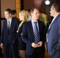 STEEL DINNER 2014. Андрей Озейчук, RAUTA GROUP