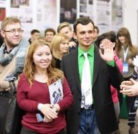 Илона Алексеенко, конкурсантка, Артем Билык, УЦСС. Полуфинал STEEL FREEDOM 2014