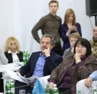 Андрей Пашенько, Ольга Сокол, члены жюри. Полуфинал STEEL FREEDOM 2014