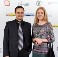 STEEL DINNER 2014. Денис Гринчук, Юлия Коваленко, Металл Инвест