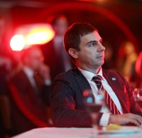 STEEL DINNER 2014. Деян Бойковски, KPMG