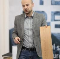 Василий Негребецкий, глава представительства завода Armstrong  в Украине. Полуфинал STEEL FREEDOM 2014