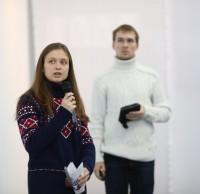 Юлия  и Эдуард Карась, конкурсанты. Полуфинал STEEL FREEDOM 2014
