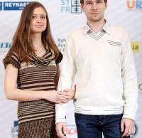 STEEL DINNER 2014. Юлия и Эдуард Карась, финалисты