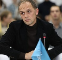 Александр Струлев, член жюри. Полуфинал STEEL FREEDOM 2014