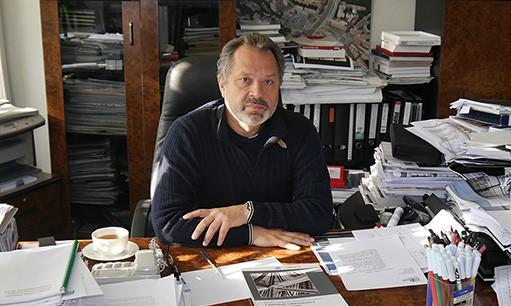 Андрей Пашенько: «Современная архитектура невозможна без стальных конструкций»